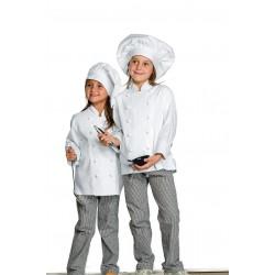 ISACCO veste cuisine Enfant