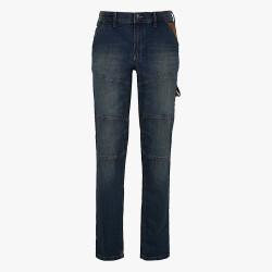 DIADORA Pantalon Jeans/Strech